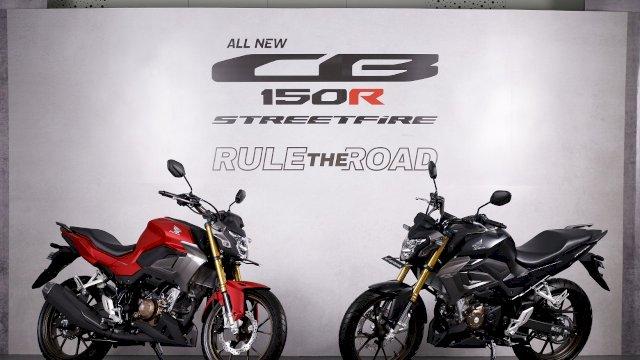 All New Honda CB150R Streetfire Segera Hadir di Makassar