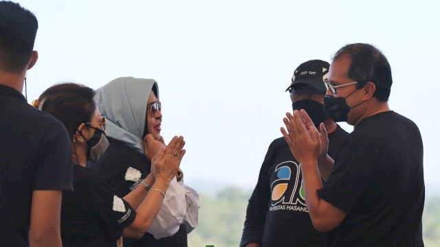 Temu Kangen IKATEK Unhas, Danny Dukung Produk Hukum Lindungi Hasil Karya Cipta Arsitek