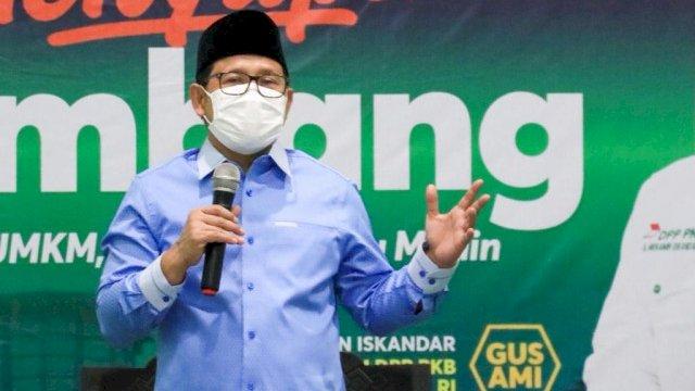 Wakil Ketua DPR RI Abdul Muhaimin Iskandar.