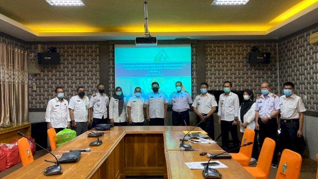 Pemkab Polman Berguru Penyusunan RP3KP ke Pemkot Parepare