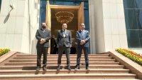 Rudianto Lallo Dampingi Rahmat Gobel ke Uzbekistan, Bahas Perdagangan hingga Pertukaran Ulama dan Pelajar
