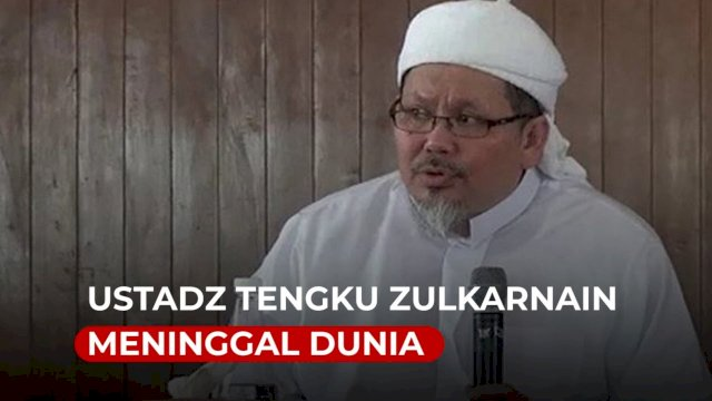 VIDEO: Innalillah, Ustadz Tengku Zulkarnain Meninggal Dunia