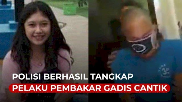 VIDEO: Polisi Berhasil Tangkap Pelaku Pembakar Gadis Cantik di Tengah Hutan