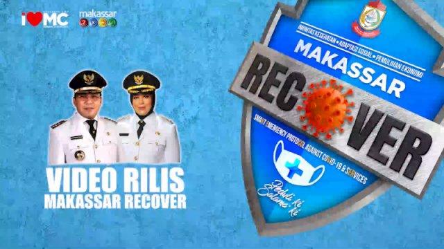 Progres Makassar Recover Bukti Nyata Pencegahan Covid-19