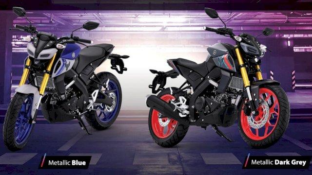 Yamaha MT-15 Semakin Agresif dan Sporty dengan Dua Warna Baru