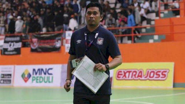 Pelatih Berpengalaman Internasional Tangani Tim Futsal Barru