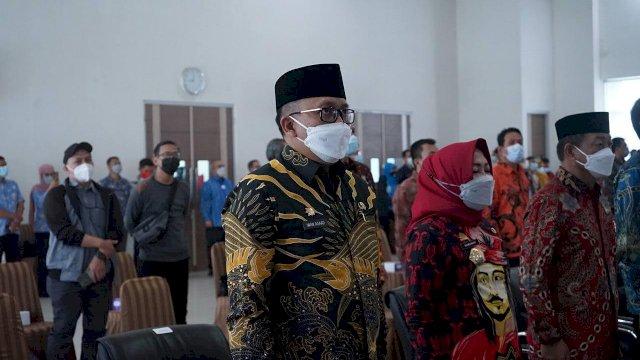 WTP Pemkot Parepare, Taufan Pawe Apresiasi Pejabat Lama BPK