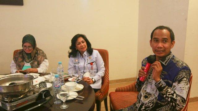 Disdik Kota Makassar Presentasi Model PPDB Tahun 2021 di DKPM