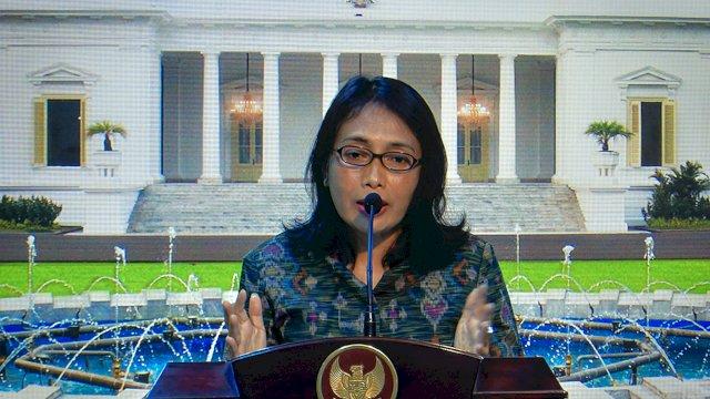 Menteri Pemberdayaan Perempuan dan Perlindungan Anak (PPPA) Bintang Puspayoga.