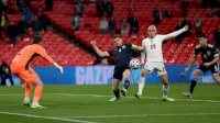 Euro 2020: Skotlandia Bikin Inggris Frustasi, Kroasia Bakal Hidup Mati