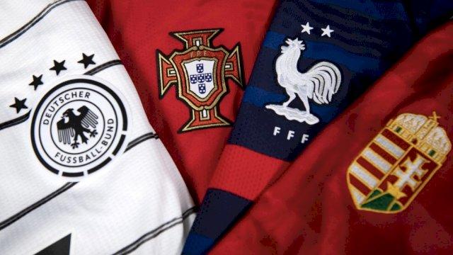 Live Euro 2020 di RCTI Malam Ini: Portugal vs Hungaria, Prancis vs Jerman