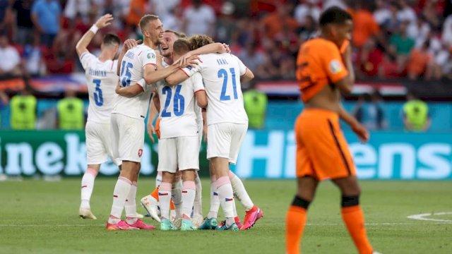 Euro 2020: Langkah Belanda Kandas di 16 Besar
