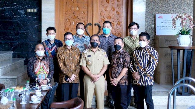 Audiens ke Walikota Danny, MCC Gagas Aturan Jalur Pesepeda di Makassar Hingga Rencana Gowes to Toraja