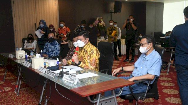 Bupati Adnan Pimpin Raker APKASI dan APEKSI di Jakarta