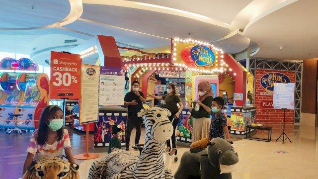 Khusus Libur Sekolah, TSM Makassar Hadirkan Pameran Hewan Reptil