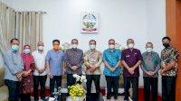 Terima Bupati Wajo, Plt Gubernur Sulsel Bahas PI Hingga Rencana Kunjungan Presiden Jokowi ke Sulsel