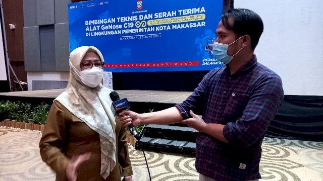 Tim Vaksinasi Dinkes Makassar Sasar Ibu Hamil