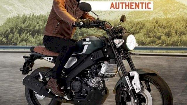 Yamaha XSR-155 Hadirkan Warna Authentic Bagi Konsumen Penikmat Warna Alam