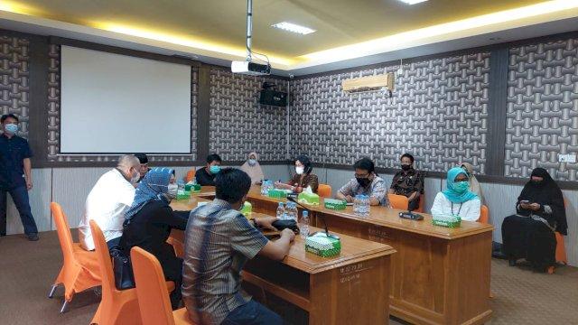 DPRD Pangkep Studi Banding di Parepare