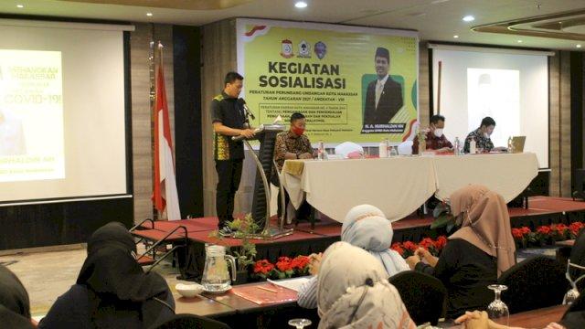 Wakil Ketua DPRD Makassar Nurhaldin Ingin Perda Miras Direvisi