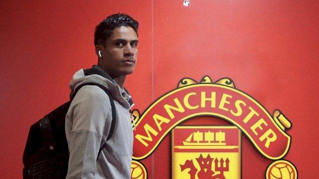 Raphael Varane selangkah lagi menuju Manchester United.