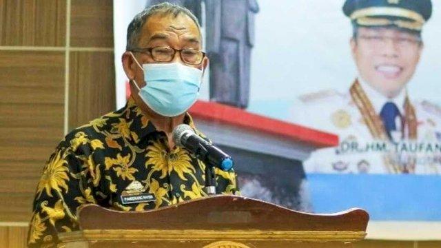 Wakil Walikota Parepare, Pangerang Rahim.