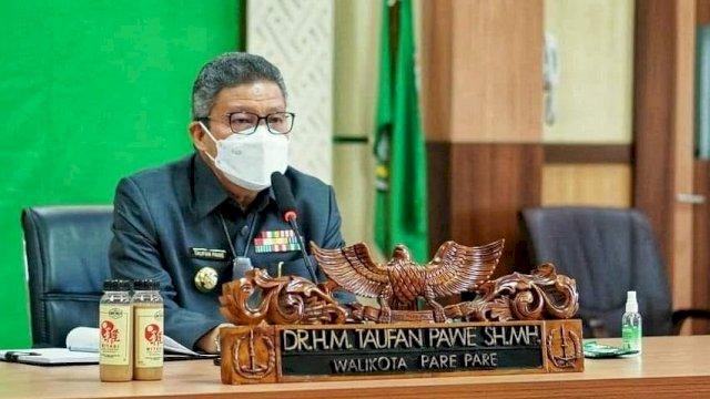 Walikota Parepare, Taufan Pawe.