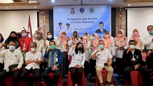 Dewan Pendidikan Makassar Dorong Penguatan Pengawas dan Penilik Sekolah