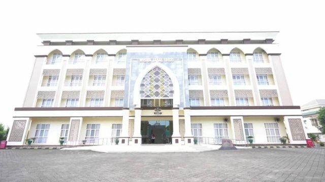 Asrama Haji Sudiang Jadi Tempat Isolasi Pasien Covid-19, Fasilitas Hotel Bintang 3