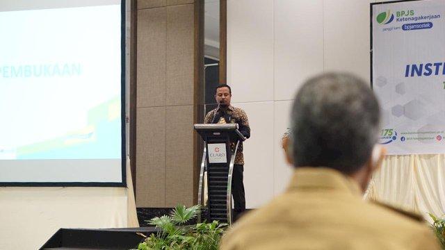 Inpres Optimalisasi BPJS Ketenagakerjaan, TP: Alhamdulilah Parepare Sudah Berjalan