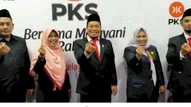 Ini Pesan Fraksi PKS DPRD Makassar Bagi 16 Pejabat yang Baru Dilantik Danny