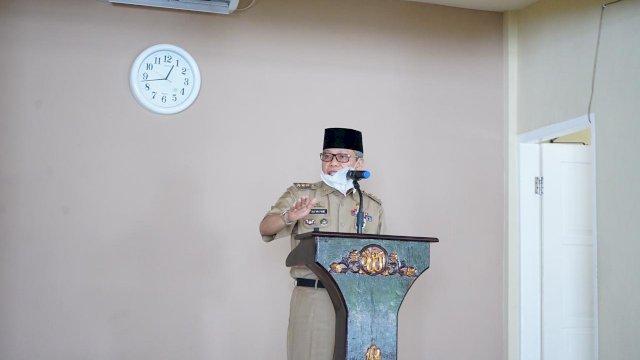 Walikota Parepare Harap Warga Taat Prokes di Hari Raya Iduladha