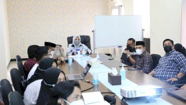 Penyempurnaan Makassar Recover, Fatma Rakor Dengan IDI – Master Covid