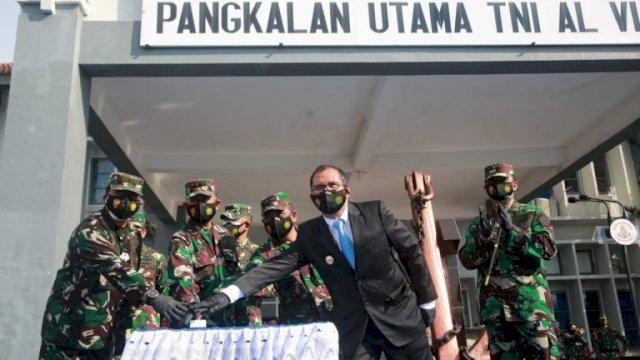 Danny Harap Peserta Diktama Dan Dikmata TNI AL Jadi Prajurit Tangguh