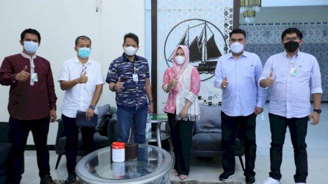 Fatmawati Apresiasi BPJSTK Beri Jaminan Sosial Bagi Pemilik Bank Sampah