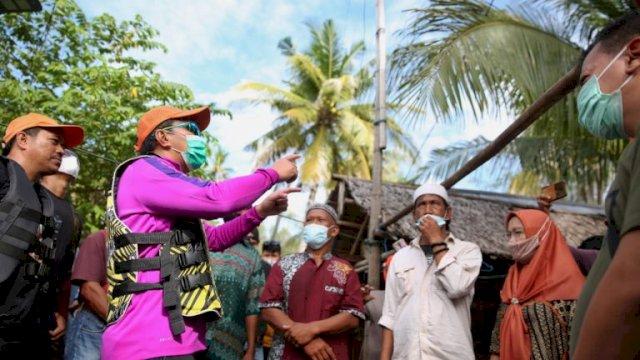 Danny Akan Hadirkan Aparong di Pulau Lanjukang