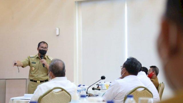Pemkot Makassar-Pelindo IV Bahas Akses Jalan Tol MNP
