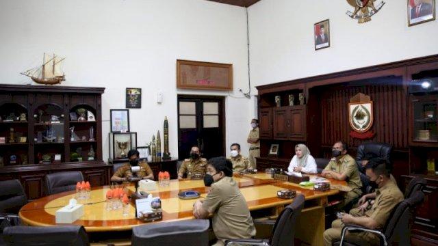 Pemkot Makassar Terima LHP LKPD Tahun Anggaran 2020 Dengan WDP Dari BPK RI Provinsi Sulsel