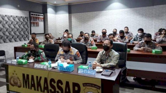 Sekda Makassar: Pelayanan Polri Hotline110 Percepat Respon Aduan Masyarakat