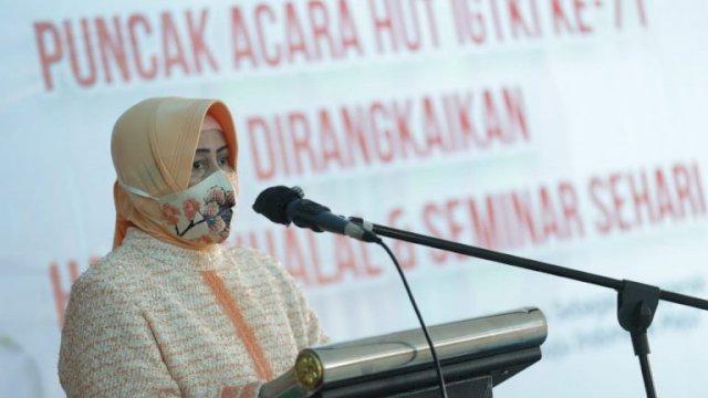 Indira Yusuf Ismail Sampaikan Mimpi Tentang Dunia Pendidikan di HUT IGTKI Ke 71