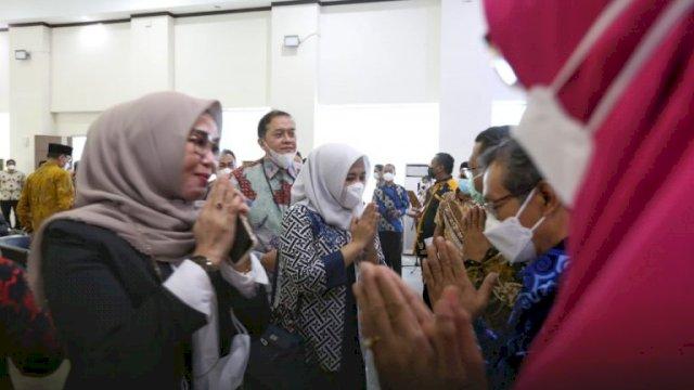 Pergantian Kepala BPK, Fatmawati : Kita Saling Sinergi Dengan Lebih Baik