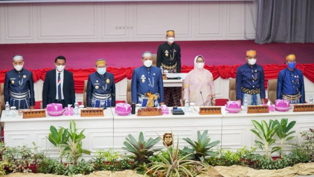 19 Tahun Kota Palopo, Plt Gubernur: Rp 720 Miliar APBD Provinsi untuk Luwu Raya