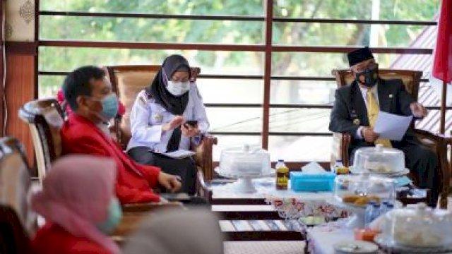 Pemkot Parepare Sambut Baik Program Vokasi Unhas Tahun 2021