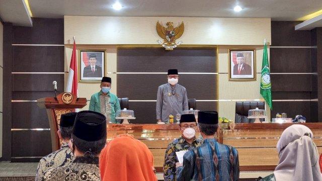 Pengurus ICMI Orda Parepare Periode 2021-2026 Dilantik