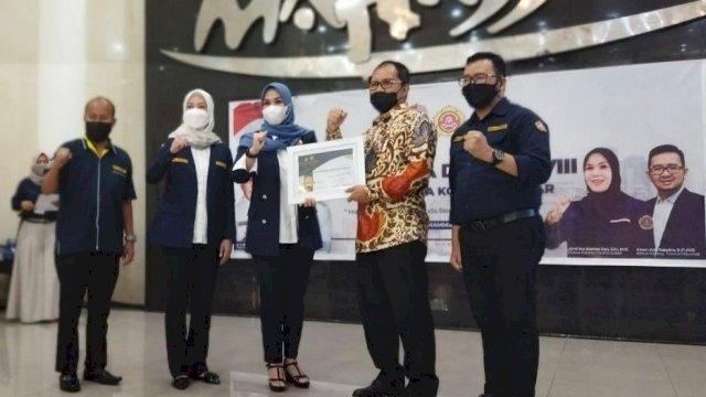 Politisi NasDem, Indira Mulyasari Tepilih Pimpin Karang Taruna Makassar