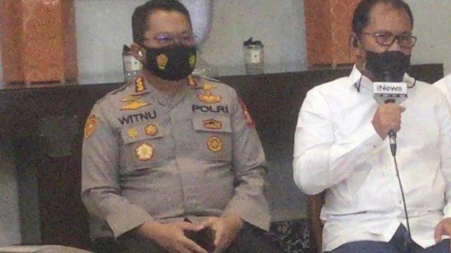 Wali Kota Makassar – Kapolrestabes Kaji Ulang SK Aturan PPKM, THM Tidak Boleh Beroperasi Sementara Waktu