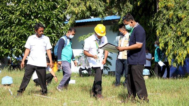 Antisipasi Kebocoran Pipa, Perumda Air Minum Makassar Beri Pelatihan NRW