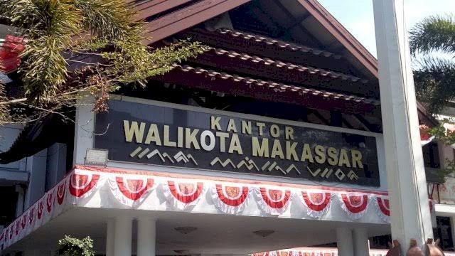 25 Pegawai Positif Covid, Balaikota Makassar Lockdown!