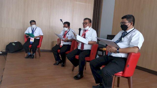 Rektor UNM Pastikan UTBK Jalur Mandiri Berjalan Lancar