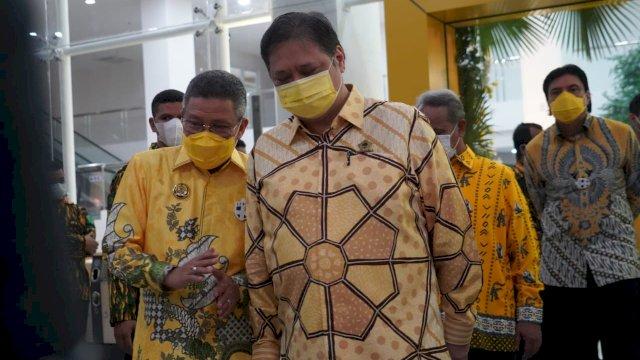 Ace Hasan Minta Kader Golkar Dorong Taufan Pawe Maju Pilgub Sulsel